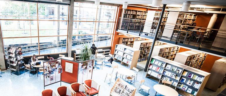 Biblioteket Ringerike