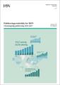 Publiseringsstatistikk for HSN 2010-2017