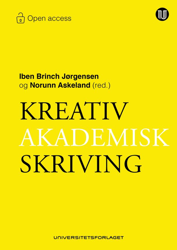 Forside Kreativ akademisk skriving